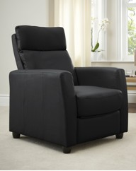 Chester Faux Leather Recliner Chair