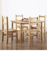 Maya Five Piece Dining Set