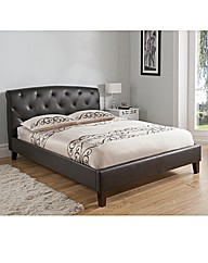 Chesterfield King Bed Memory Mattress
