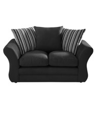 Sarah Stripe Two Seater Sofa