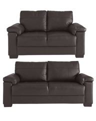 Seattle Three and Two Seater Sofa