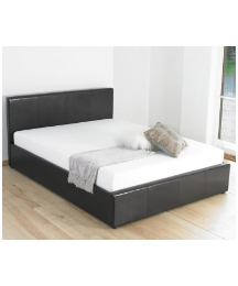 Athens Single Ottoman Bed with Mattress