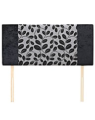 Eden Luxury Chenille Kingsize Headboard