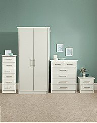 Stockholm 4 Piece Furniture Package Deal