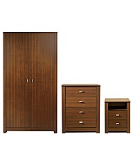 Naples 3 Piece Furniture Package Deal