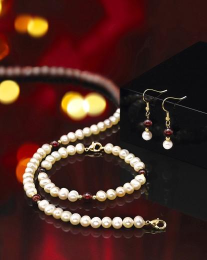 3pce Pearls Set