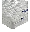 Silentnight Cushion Top Single Mattress