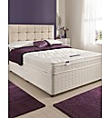 Silentnight Cushiontop Single Divan Set