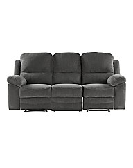 Chaucer Recliner Three Seater Sofa