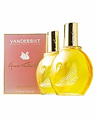 Vanderbilt 100ml Buy One Get One Free