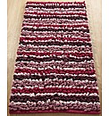 Chenille Stripe Jumbo Bath Mat