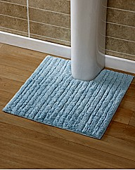 Christy Ribbed Pedestal Mat