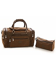 Weekend Holdall and Free Washbag