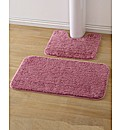 Ultra Absorbent Quick Dry Bath Mat Set