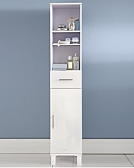 Gloss Tall Bathroom Cabinet