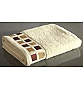 Mosaic Squares Bath Sheet