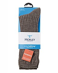 Morley Thermal Softgrip Socks