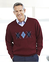 Premier Man V Neck Sweater