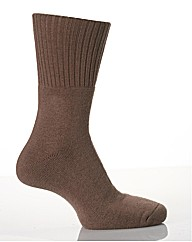 CUSHIONED GENTLE GRIP SOCKS