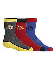 3PK JCB DOUG SOCKS