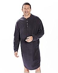 Premier Man Fleece Nightshirt
