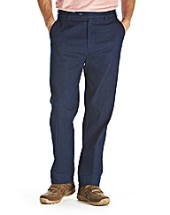 Premier Man Stretch Trousers 31in