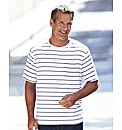 Southbay Short Sleeve Stripe T-shirt