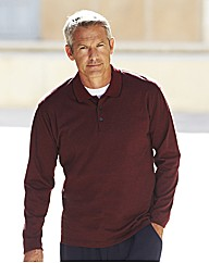 Premier Man Long Sleeve Leisure Top