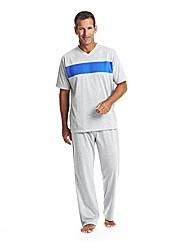 Southbay Short Sleeve Knitted Pyjamas