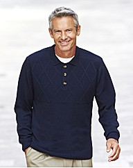 Premier Man Polo Neck Sweater