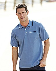 Southbay S/S Polo Shirt Long