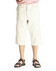 Southbay Linen Mix 3/4 Pants