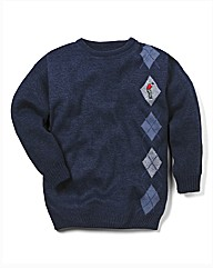 Premier Man Golf Sweater