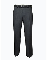 MANN EXECUTIVE FLANNEL TROUSERS