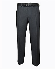 Mann Executive Flannel Trousers 33 inch