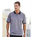 Southbay S/S Design Polo Shirt Long
