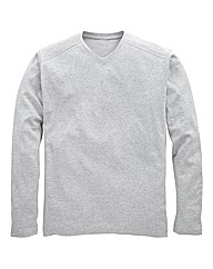 Southbay Long Sleeve V Neck T-Shirt
