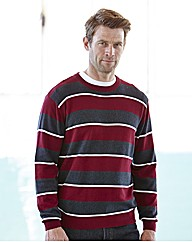 Southbay Crew Neck Stripe Jumper