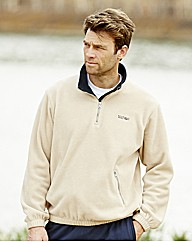 Southbay Unisex Zip Neck Fleece