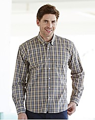 Southbay Long Sleeve Check Shirt Reg