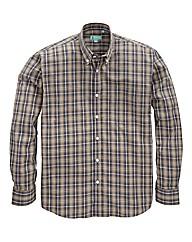 Southbay Long Sleeve Check Shirt Long
