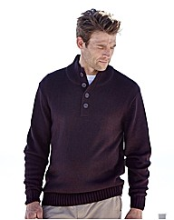 Southbay Button Neck Sweater