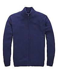 Southbay Unisex Zipper Cardigan