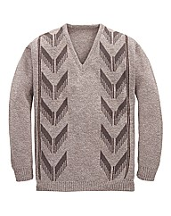 Premier Man V-Neck Sweater