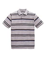 Premier Man Stripe Polo Shirt