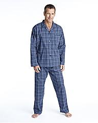 Premier Man Check Pyjamas