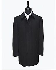 Jon Braye Platinum Lined Overcoat