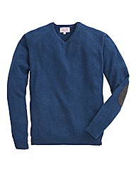 Williams & Brown Shetland Wool Jumper
