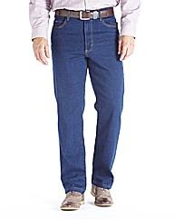 Union Blues Stretch Denim Jeans 31in