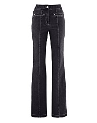 MAGISCULPT Bootcut Jeans Length 28in